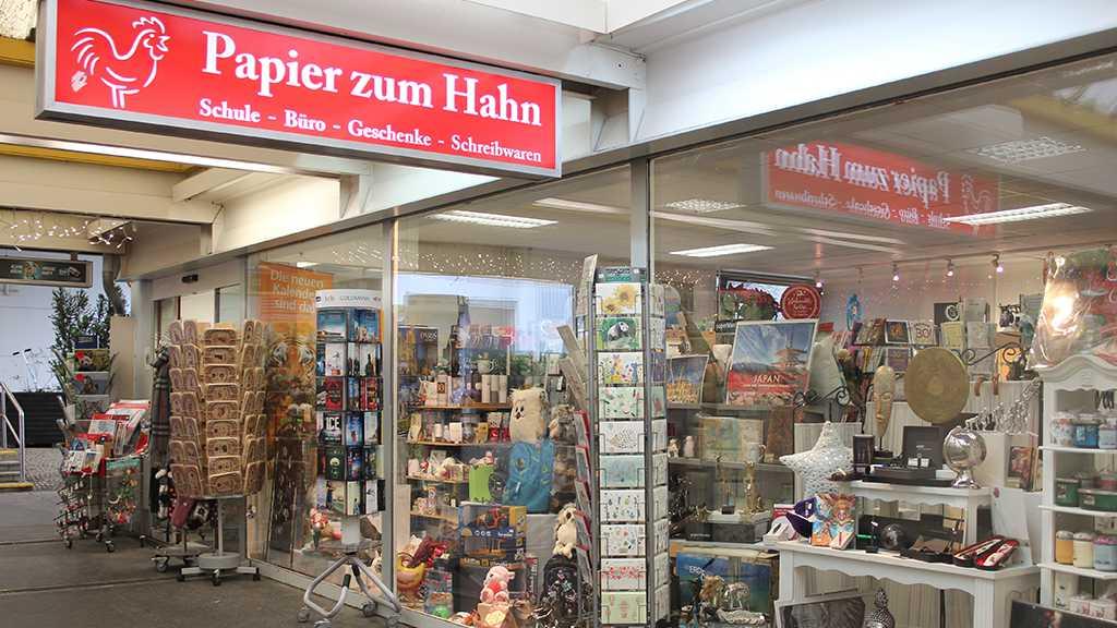 PapierzumHahn-Kaufpark-Alterlaa