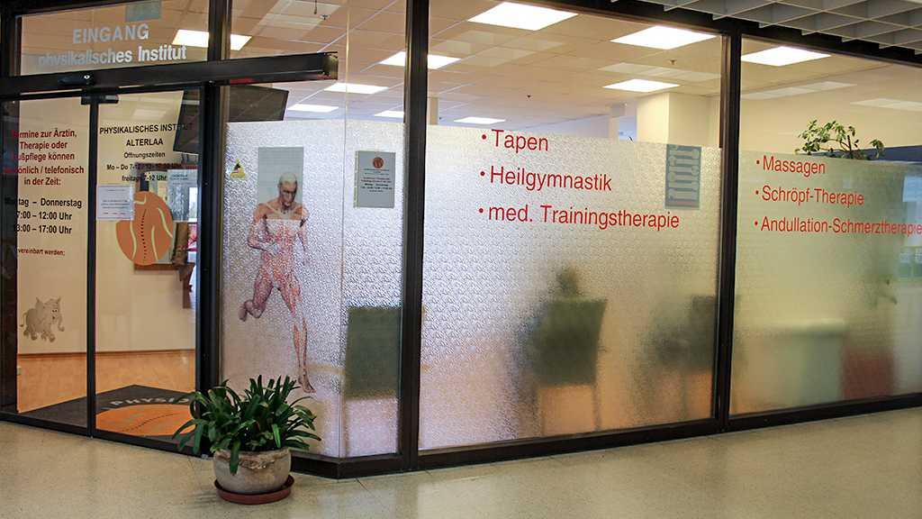 Physikalisches-Kaufpark-Alterlaa